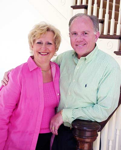Jesse & Carolynn James, Global Leadership